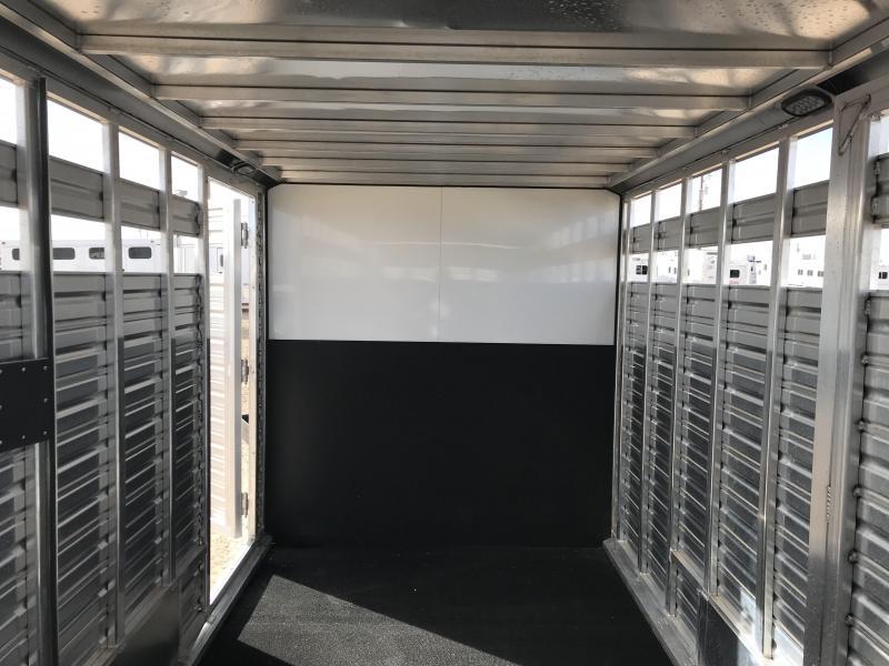 2018 Frontier 20ft Stock Combo Trailer