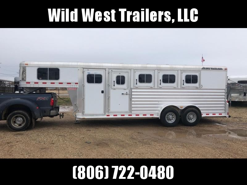 2014 Elite Trailers 4 Horse Trailer in TX
