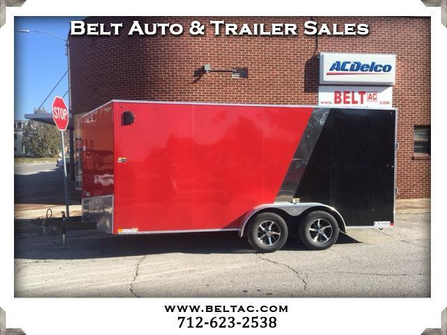 2018 H&H Trailer 7x16x78 FT SN RD TW in IA