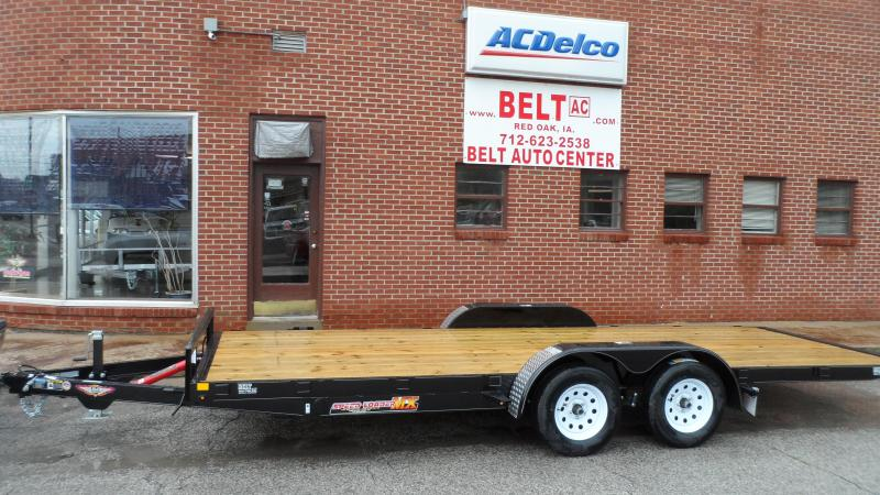 2019 H and H Trailer 82X20 MX SPEEDLOADER 7K in IA