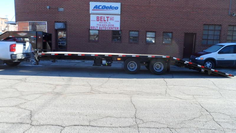 2019 H and H Trailer 20+10 HYD TAIL GN 19LB 20K in Ashburn, VA