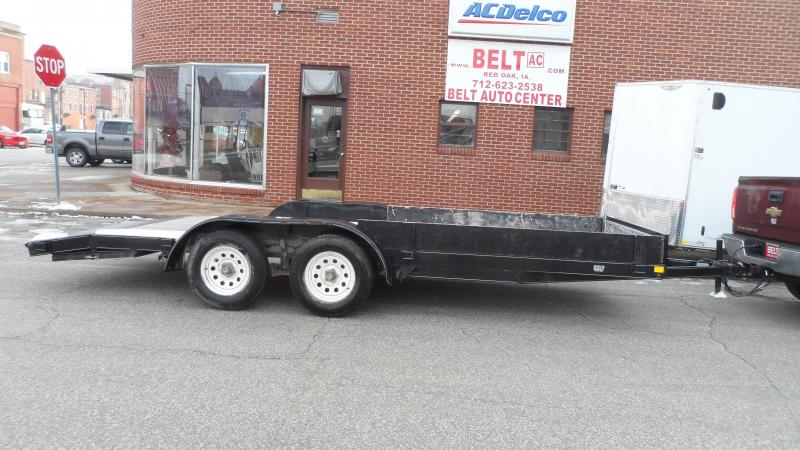 2014 H and H Trailer Car Hauler Equipment Trailer in Ashburn, VA