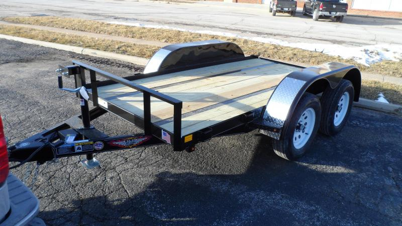 2019 H and H Trailer 60X10 FUEL 7K in Ashburn, VA