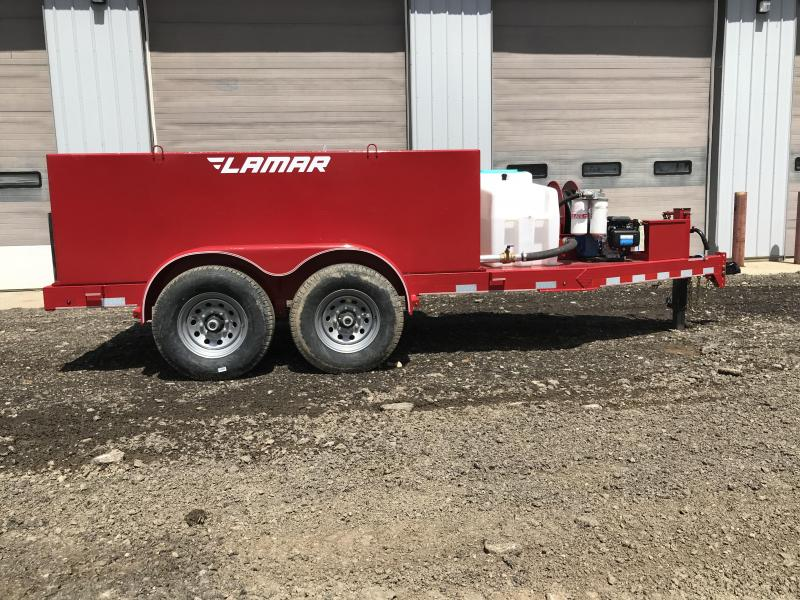 2018 Lamar Trailers Farm Boss 990