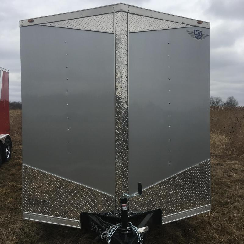 2018 RC Trailers RC7X14VNOSE Enclosed Cargo Trailer