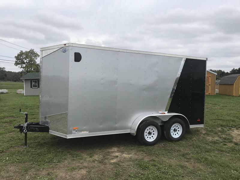 7' X 14' 2019 Enclosed RC Trailer