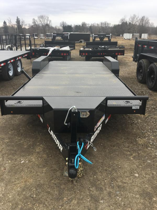 2018 Lamar 20FT Trailers Heavy Duty