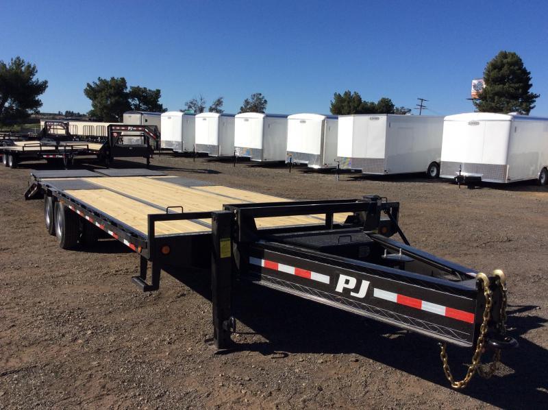 2018 PJ Trailers PL30FT 12K Equipment Trailer