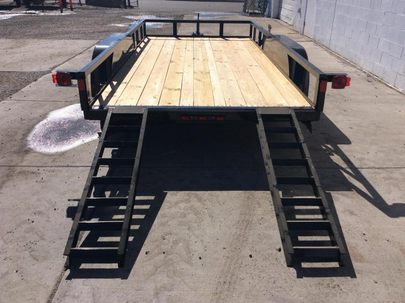 2019 20FT Lamar Trailers Classic Utility Trailer