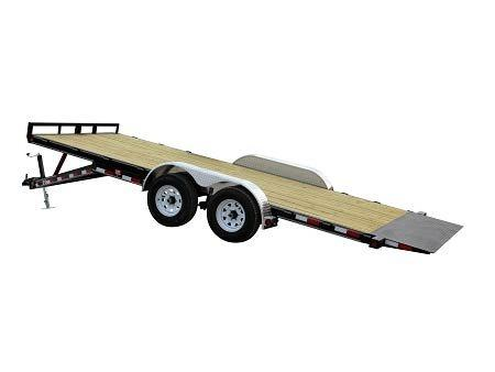 2018 PJ Trailers 83 in. Manual Tilt (TM) Car / Racing Trailer