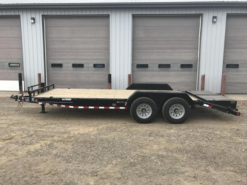 2018 Load Trail 6 Channel Carhauler Car / Racing Trailer