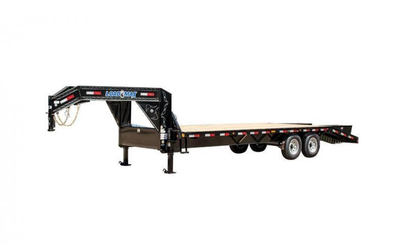 "2018 Load Trail GH14 - Gooseneck Heavy Duty 14000 Lb w/ 12"" 14 Lb I-Beam Frame in Ashburn, VA"