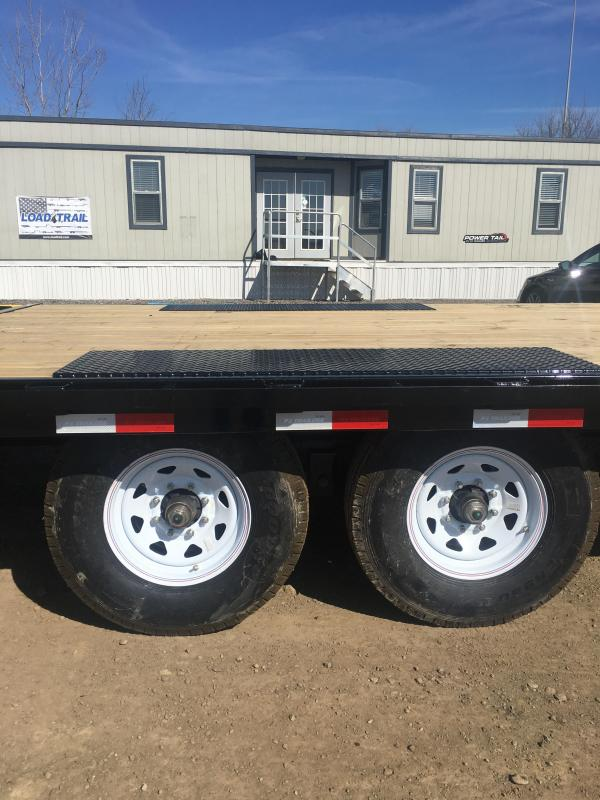 2019 PJ Trailers  Flatdeck with Singles (LS) Flatbed Trailer