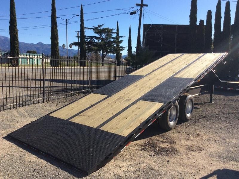 how to build a tandem tilt trailer