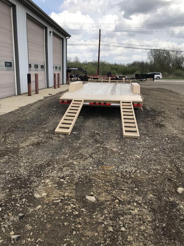 "2018 Load Trail Carhauler 20' x 102"""