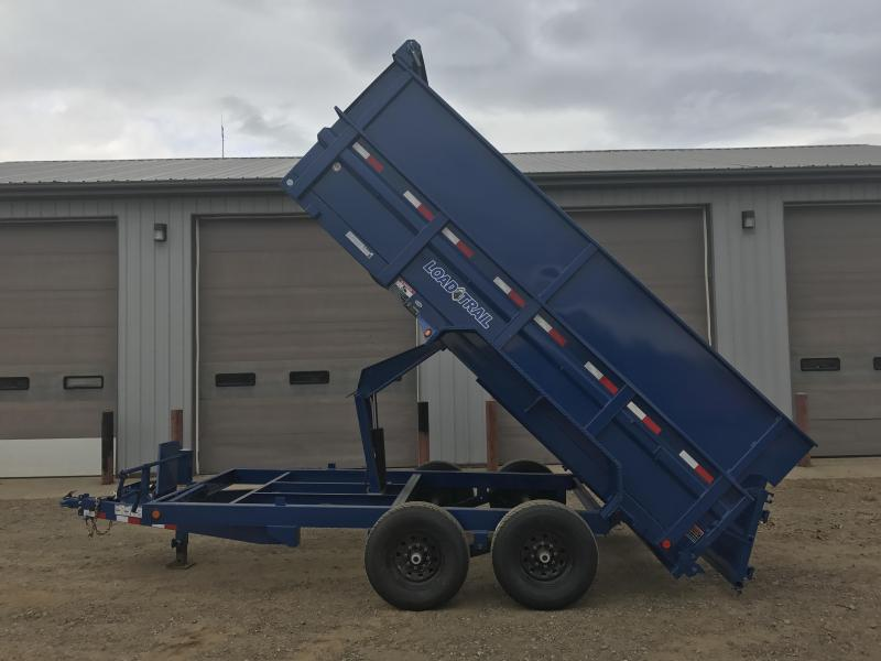 2018 Load Trail 6 Channel Dump Trailer in Ashburn, VA