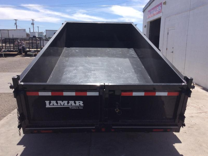 2018 Lamar 77x12 Medium Dump Trailer (DM)