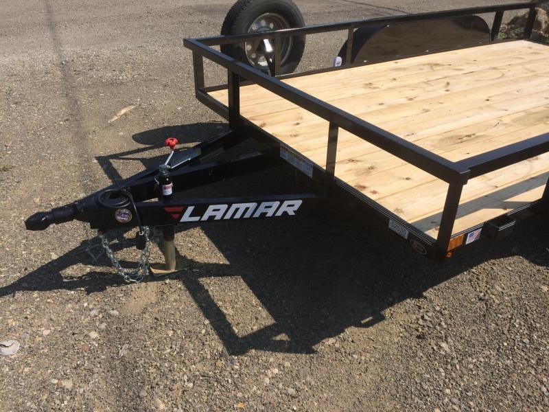 2018 16FT Lamar Trailers Classic Utility Trailer