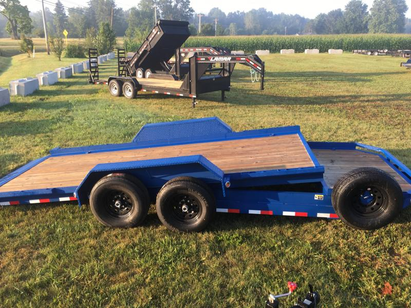 2018 Load Trail LO PRO TILT 14K Equipment Trailer