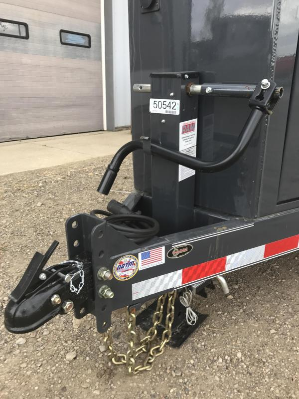 2018 Lamar Trailers Farm Boss 990 Fuel Trailer