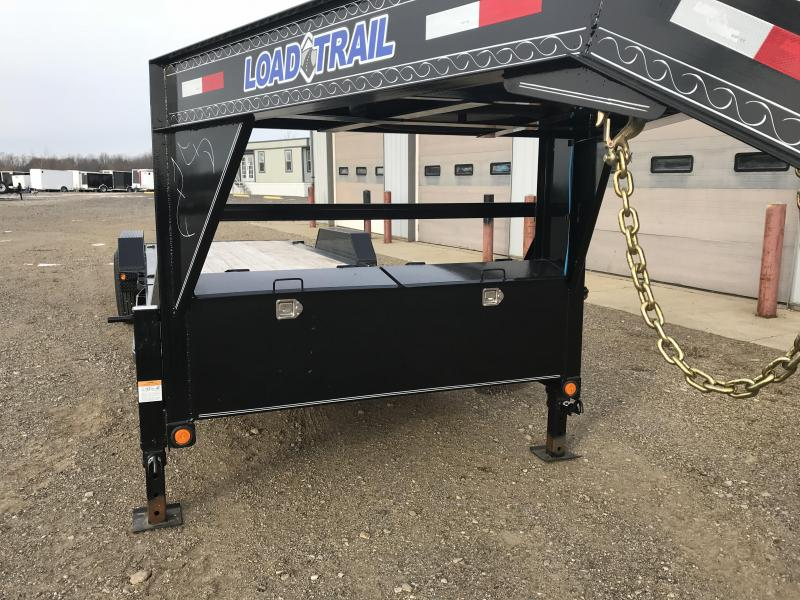 2018 Load Trail GN Tilt n Go