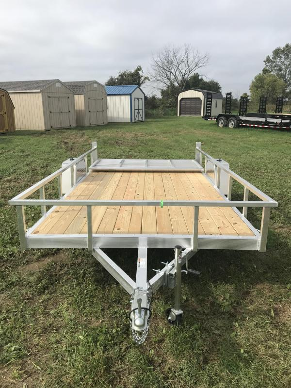 7' x 14' Sport Haven 2019 AUT Utility Trailer