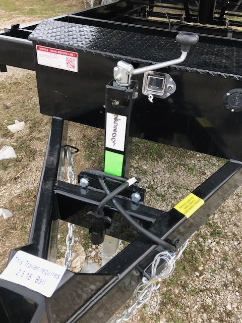 2019 Sure-Trac 82 IN X 14 LP 14K Scissor Dump Tandem Axle
