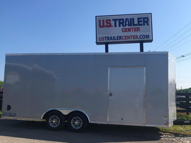 2019 Sure-Trac 8.5x20 Pro Series Wedge C. Hauler TA 10K