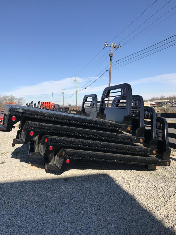 2018 Norstar SR Bed Single Rear Wheel Truck Bed