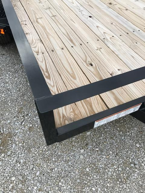 2018 Sure-Trac 6 x 10 Angle Iron Utility Single Axle