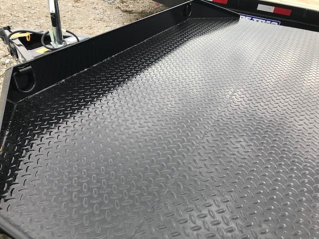 2018 Sure-Trac 7 x 18 Steel Deck Car Hauler Tandem Axle