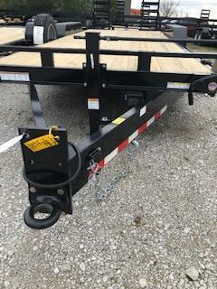 2019 Sure-Trac 7 x 20 Implement Tandem Axle in Ashburn, VA