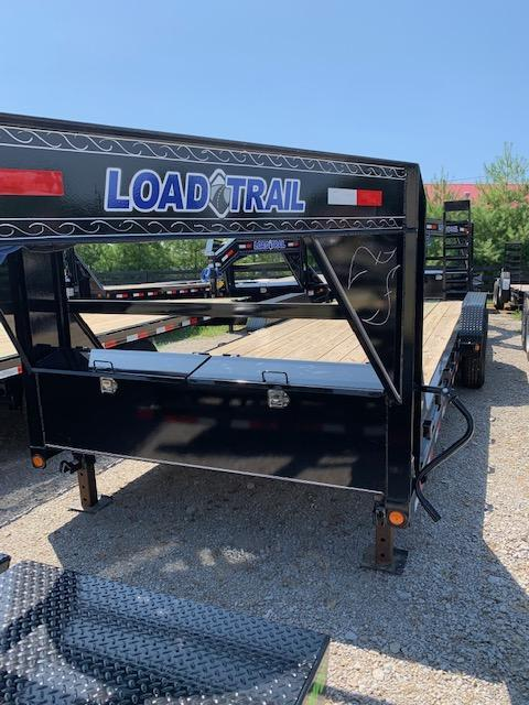 2019 Load Trail GOOSENECK 22' EQUIPMENT Equipment Trailer