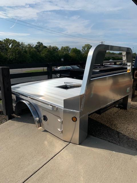"""2019 Norstar AR 97"""" x 8'6"""" 56"""" CTA Truck Bed"""