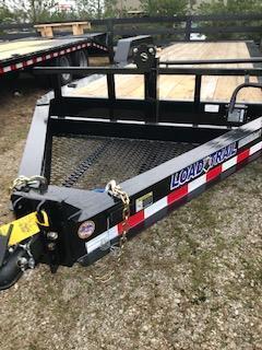 "2019 Load Trail 83"" X 22' Tilt-n-go Tandem Axle Equipment Trailer"