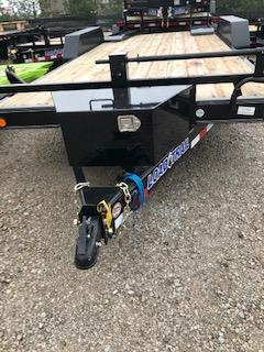 2019 Load Trail 18 Tandem Axle Equipment Trailer
