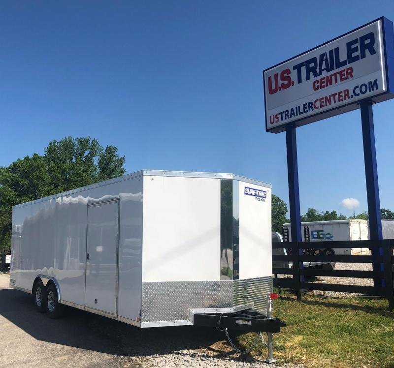 2019 Sure-Trac 8.5x20 Pro Series Wedge C. Hauler TA 10K in Ashburn, VA