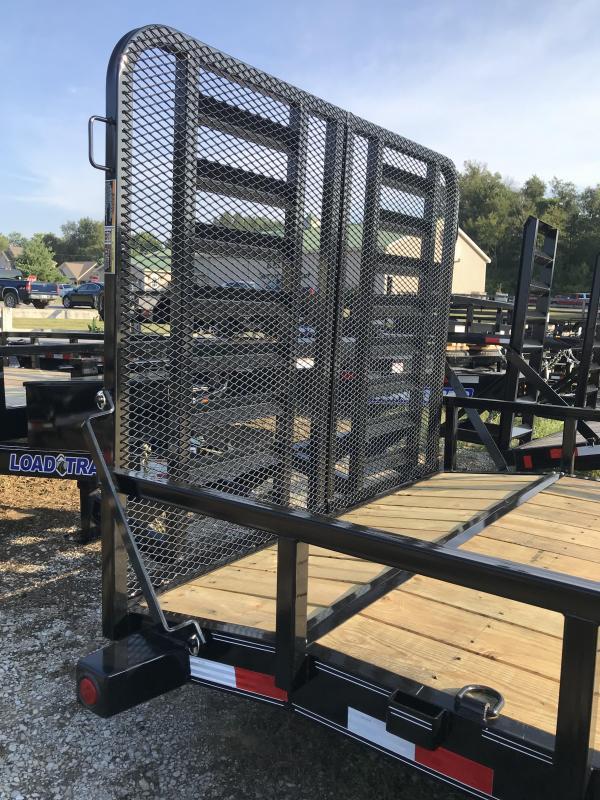 2020 Load Trail 20' equipment trailer