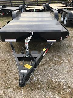 2019 Sure-Trac 7 x 20 Steel Deck Car Hauler Tandem Axle