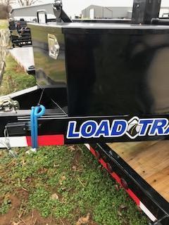 "2019 Load Trail 102"" X 20' Tandem Axle Equipment Trailer"