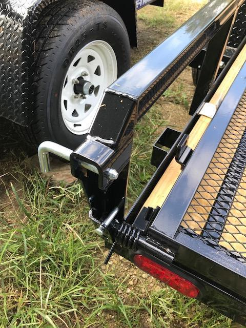 2019 Sure-Trac 6 X 12 Tube Top Utility Single Axle