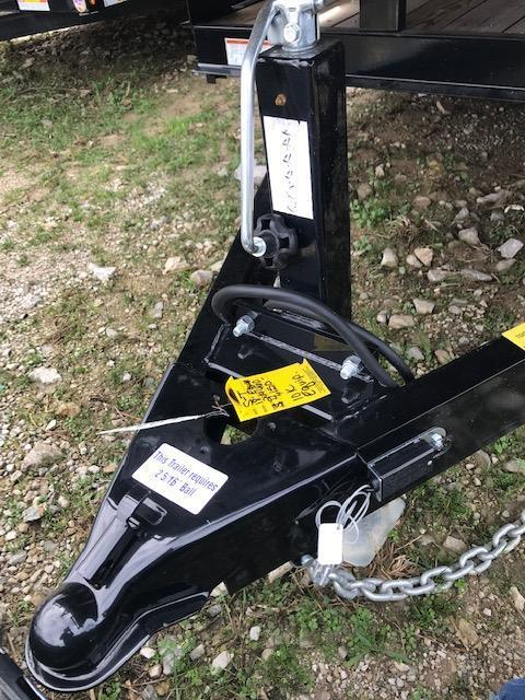 2019 Sure-Trac 7 x 18 Implement Trailer Tandem Axle in Ashburn, VA