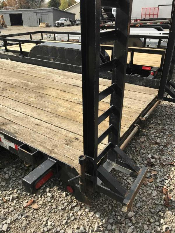 2010 Cronkhite 2600 Equipment Trailer