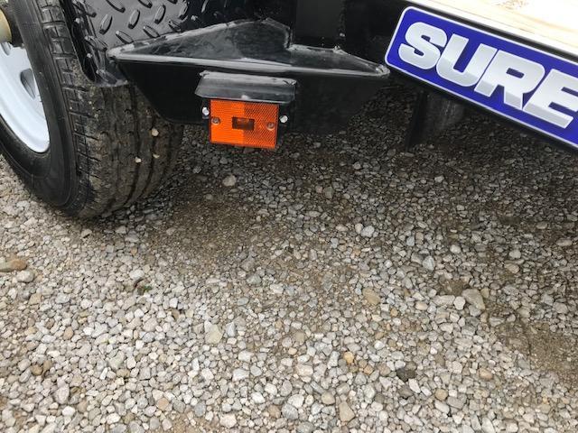 2019 Sure-Trac 7 X 18 Tube Top Utility 7K Tandem