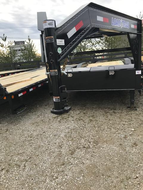 2019 Load Trail Gooseneck Flatbed Trailer