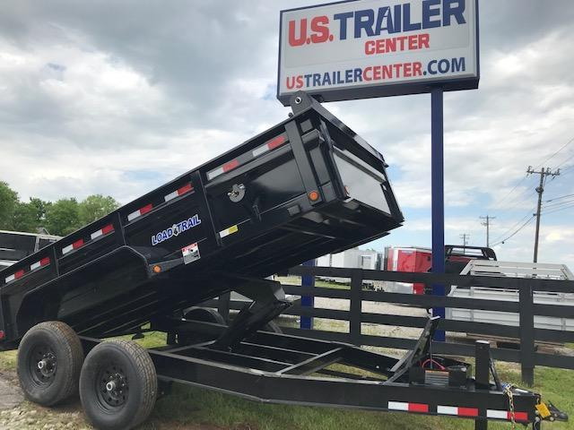 "2019 Load Trail 83"" WIDE DUMP TRAILER"