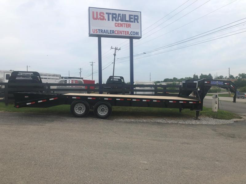 2019 Load Trail gooseneck flatbed
