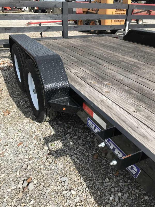 2017 Sure-Trac 16 Car Hauler Car / Racing Trailer
