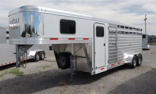 2020 Exiss STC 6820 Combo Stock Trailer