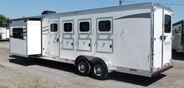 2020 Lakota Charger 409 Horse Trailer w/ Slide and Mangers